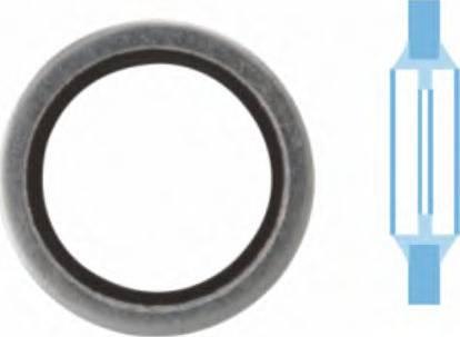 Corteco 005503H - Seal, oil drain plug uk-carparts.co.uk