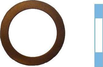 Corteco 005519H - Seal, oil drain plug uk-carparts.co.uk