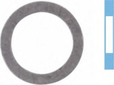 Corteco 005700H - Seal, oil drain plug uk-carparts.co.uk
