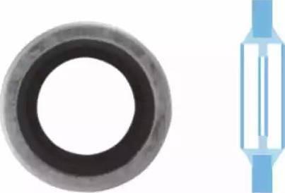 Corteco 006339H - Seal, oil drain plug uk-carparts.co.uk