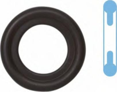 Corteco 026758H - Seal, oil drain plug uk-carparts.co.uk