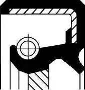 Corteco 12000635B - Shaft Seal, manual transmission uk-carparts.co.uk