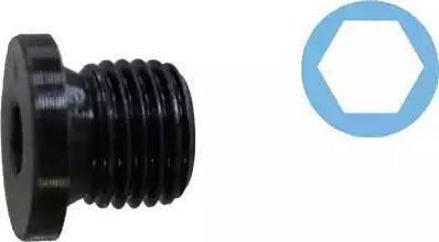 Corteco 402129H - Seal, oil drain plug uk-carparts.co.uk