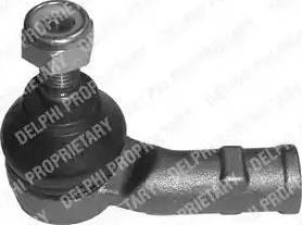 Delphi TA1237 - Tie Rod End uk-carparts.co.uk