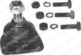 Delphi TC204 - Ball Joint uk-carparts.co.uk
