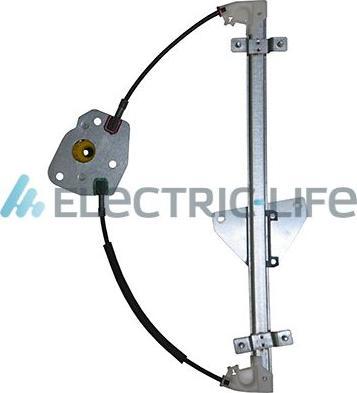 Electric Life ZRHY713L - Window Regulator uk-carparts.co.uk