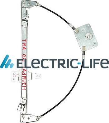 Electric Life ZRHY738L - Window Regulator uk-carparts.co.uk