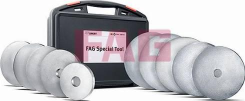 FAG 400627110 - Mounting Tool Set, wheel hub/wheel bearing uk-carparts.co.uk