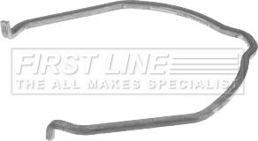 First Line FHC2003S - Holding Clamp, charger air hose uk-carparts.co.uk
