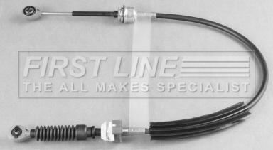 First Line FKG1118 - Cable, manual transmission uk-carparts.co.uk
