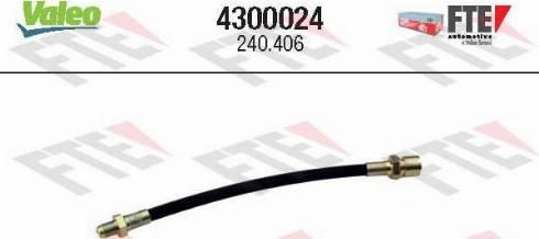 FTE 4300024 - Clutch Hose uk-carparts.co.uk