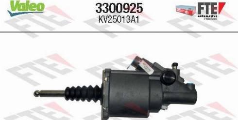 FTE 3300925 - Clutch Booster uk-carparts.co.uk