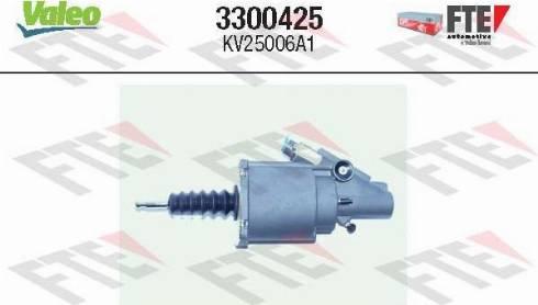 FTE 3300425 - Clutch Booster uk-carparts.co.uk