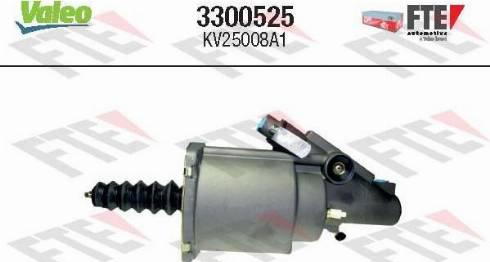 FTE 3300525 - Clutch Booster uk-carparts.co.uk
