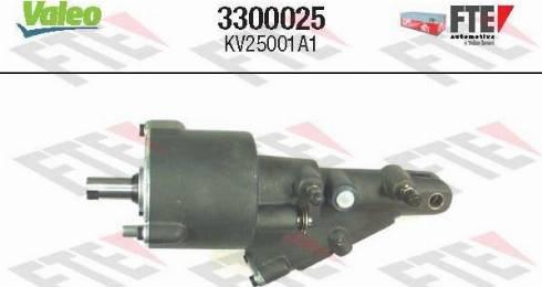 FTE 3300025 - Clutch Booster uk-carparts.co.uk