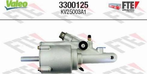 FTE 3300125 - Clutch Booster uk-carparts.co.uk