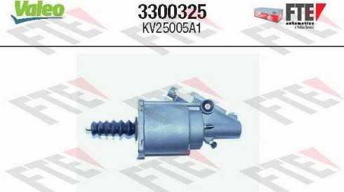 FTE 3300325 - Clutch Booster uk-carparts.co.uk