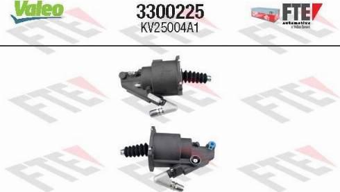 FTE 3300225 - Clutch Booster uk-carparts.co.uk