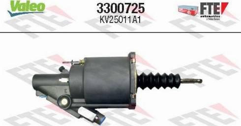 FTE 3300725 - Clutch Booster uk-carparts.co.uk