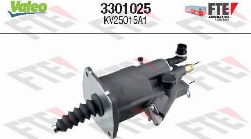FTE 3301025 - Clutch Booster uk-carparts.co.uk