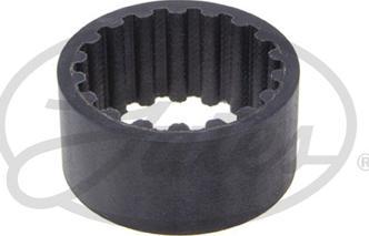 Gates EG2 - Flexible Coupling Sleeve uk-carparts.co.uk