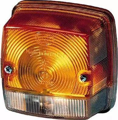 HELLA 9EL115003-055 - Lens, indicator uk-carparts.co.uk
