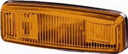 HELLA 9EL115830-001 - Lens, indicator uk-carparts.co.uk