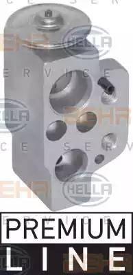 HELLA 8UW351239-661 - Expansion Valve, air conditioning uk-carparts.co.uk