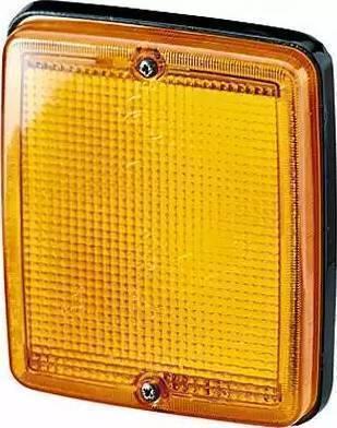 HELLA 9EL119544-021 - Lens, indicator uk-carparts.co.uk
