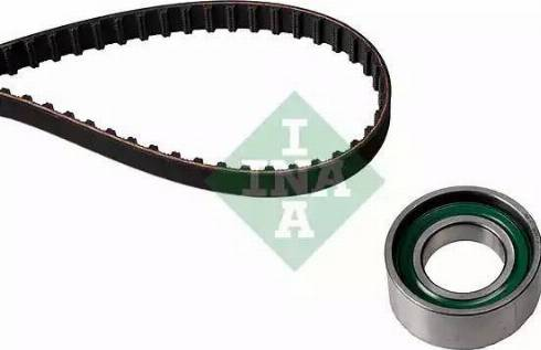 INA 530000910 - Timing Belt Set uk-carparts.co.uk