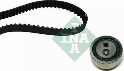 INA 530001610 - Timing Belt Set uk-carparts.co.uk