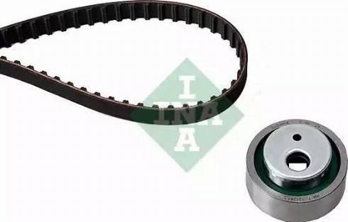 INA 530001210 - Timing Belt Set uk-carparts.co.uk