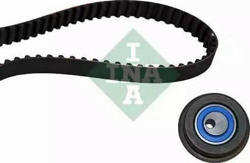 INA 530029610 - Timing Belt Set uk-carparts.co.uk
