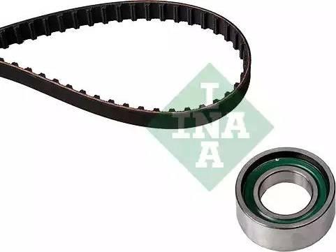 INA 530020410 - Timing Belt Set uk-carparts.co.uk