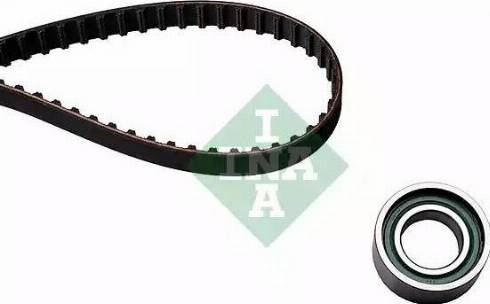 INA 530020310 - Timing Belt Set uk-carparts.co.uk