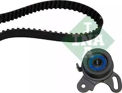 INA 530028810 - Timing Belt Set uk-carparts.co.uk