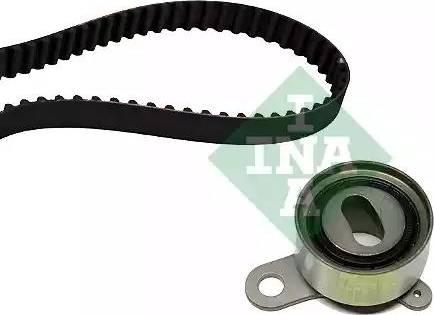 INA 530027310 - Timing Belt Set uk-carparts.co.uk