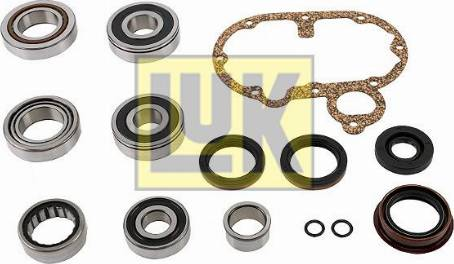 LUK 462014910 - Repair Set, manual transmission uk-carparts.co.uk