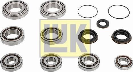 LUK 462031510 - Repair Set, manual transmission uk-carparts.co.uk