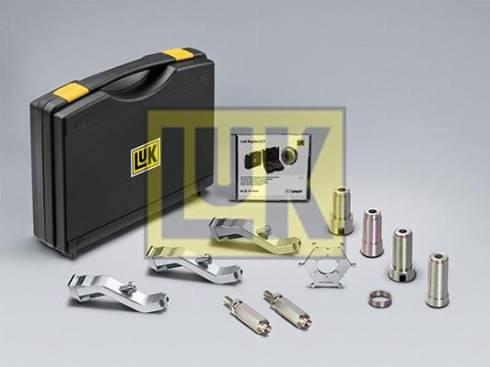 LUK 400047010 - Mounting Tool Set, clutch/flywheel uk-carparts.co.uk