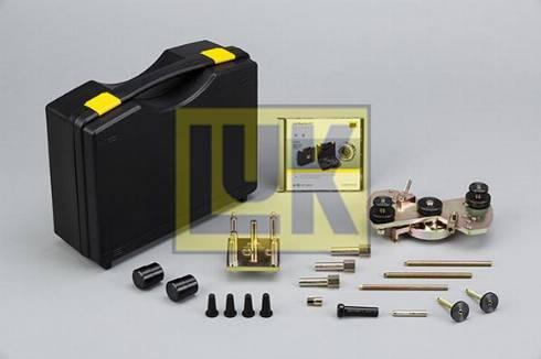 LUK 400047110 - Mounting Tool Set, clutch/flywheel uk-carparts.co.uk