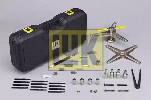LUK 400023710 - Mounting Tool Set, clutch/flywheel uk-carparts.co.uk