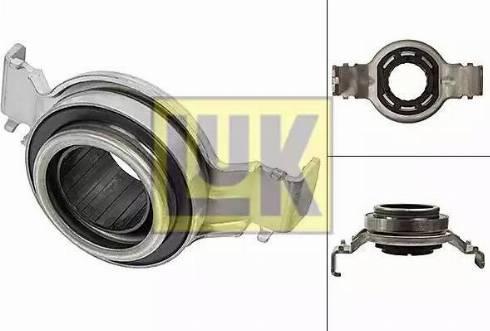 LUK 500002810 - Releaser uk-carparts.co.uk