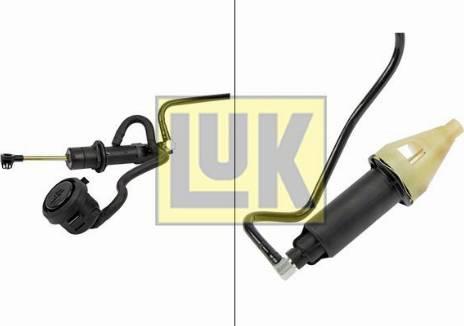LUK 513004110 - Master / Slave Cylinder Kit, clutch uk-carparts.co.uk