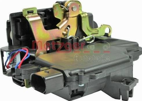 Metzger 2313072 - Door Lock uk-carparts.co.uk