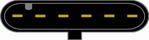 Miraglio 40/413 - Door Lock uk-carparts.co.uk