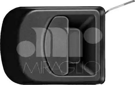 Miraglio 80/485 - Door Handle uk-carparts.co.uk