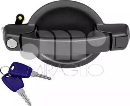 Miraglio 80/472 - Door Handle uk-carparts.co.uk