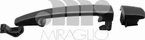 Miraglio 80/568 - Door Handle uk-carparts.co.uk
