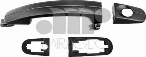 Miraglio 80/580 - Door Handle uk-carparts.co.uk